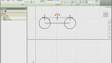 Autodesk İnventor Geometrik Sınırlamalar