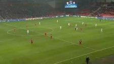 Luiz Adriano'dan Skandal Gol!