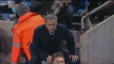 Mourinho'nun komik anı