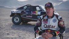 Yeni Konsept Otomobili - Katar Red Bull Rally Team Dakar Rallisi 2013 için hazır