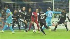 Zenit Petersburg 2-2 Malaga Maçın Özeti
