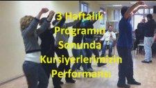 Egitmen Cihan Genç Yönetiminde Horon Kursları 1