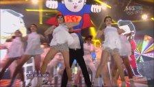 Psy - Gangnam Style ( Comeback Stage ) - Inkigayo