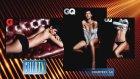 Rihanna GQ Dergisi için Poz Verdi