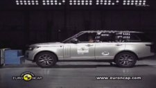 2013 Range Rover - Crash Test