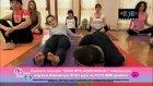 1 Kadın 1 Erkek (99. Bölüm) yoga 15