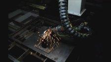 5 Eksen Lazer Kesim Makinesi