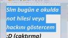E Okul Hack
