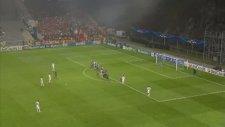Braga 1-0 Galatasaray (Selçuk'dan Mükemmel Şut)