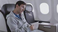 Kobe Vs Messi: Efsane Uçuş - Türk Hava Yolları Messi,kobe