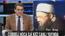 Cübbeli Hoca Flash Tv'ye Telefonla Bağlandı
