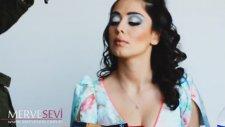 Merve Sevi'den Seksi Pozlar! Fotoğraf Çekimi - Backstage