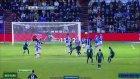 Mesut Özil'den Süper Frikik Golü