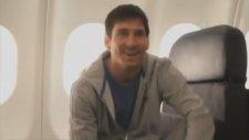 Kobe'li, Messi'li Thy Reklamının Kamera Arkası