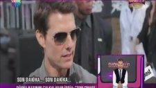 Tom Cruise Kıyametten Kaçmak İçin Şirince'ye Geliyor