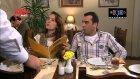 1 Kadın 1 Erkek (101. Bölüm) restoran 17
