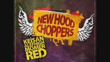 ( Keişan Alef High Momer Red ) - New Hood Choppers