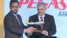 Pegasus Tarihin En Büyük Uçak Siparişine İmza Attı