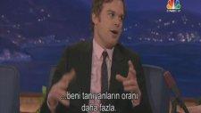 Dexter Conan'a Türkiye Anılarını Anlattı!