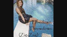 Hannah Montana - Hoedown Throwdown ( Zig-Zagn)