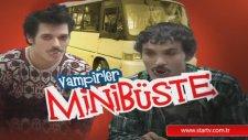 Hayrettin Ve Ulvi Minibüste Vampir Şakası 1