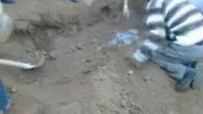 Suriye'de çürümeyen ceset şok etti