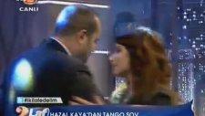 Hazal Kaya Canlı Yayında Tango Şov