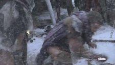 Spartacus - Damned Savaş / Asiler Featurette Hd
