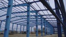 Çelik Konstrüksiyon Çelik Yapı