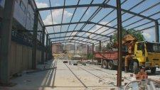 Çelik Konstrüksiyon Ve Çelik Yapı