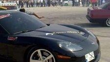 Corvette Tofaş Kazası