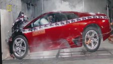 Lamborghini Murcielago Crash Test