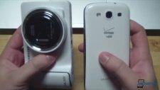 Samsung Galaxy Kamera Ve Samsung Galaxy S 3