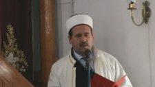 Halil İbrahim Tetik Cuma Hutbesi