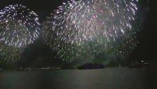İstanbul Boğazı Yeni Yıl Kutlamaları 2013