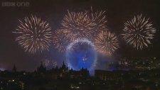 London Fireworks 2013 - Yeni Yıl Canlı