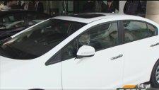 Yeni Honda Civic Lansmanı Antalya - 8. Etap