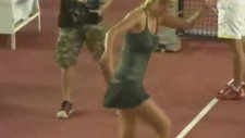 Victoria Azarenka'dan Gangnam Style Dansı