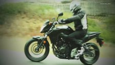2013 Honda CBR500R, CB500F, CB500X, (tanıtım)