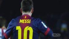 Lionel Messi 2012 Sezonunda 91 Gol Videosu