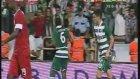 Bursaspor 3 - 1 Twente Maç Özeti
