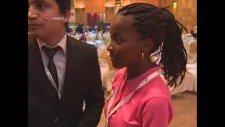 Başbakan Erdoğan'a Afrika'da Sürpriz! Natya'dan Şemame Türküsü