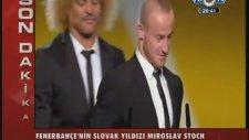 FIFA 2012 Puskas Yılın Golü ödülünü Miroslav Stoch kazandı