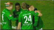 Trabzonspor 0-2 Werder Bremen (Maç Özeti)