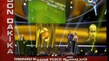 Puskas Yılın Golü Ödülünü Miroslav Stoch Kazandı !