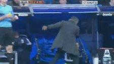 Jose Mourinho Çılgına Döndü!