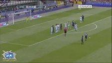 Sneijder Muslera'yı Frikikten Böyle Avlamıştı!