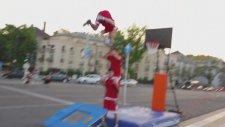 Trambolin Basket Show (Muhteşem Gösteri)