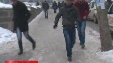 Erzurumlu'nun kışla imtihanı