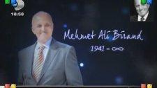 Ünlü Gazeteci Mehmet Ali Birand Hayatını Kaybetti
